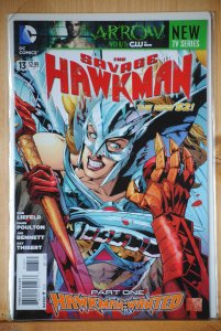 The Savage Hawkman #13 (2012)