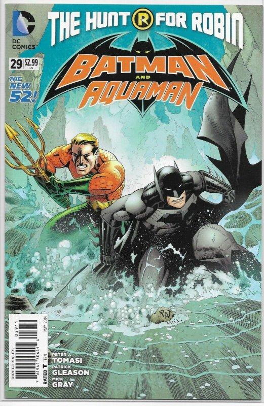 Batman and Robin V1 #19-22 V2 #23-36 Tomasi Gleason New 52 comic book lot of 56