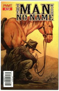 MAN with NO NAME #10, VF/NM, Variant,Clint Eastwood,Good Bad,2008,more in store