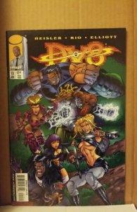 DV8 #19 (1998)