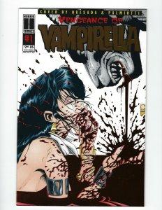 VAMPIRELLA 1 LOT of 5 comic books GOLD editions and MORE collectable Rare