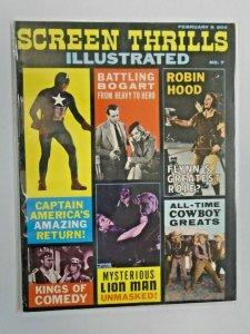 Screen Thrills Illustrated #7 Captain America 6.0 FN (1964)