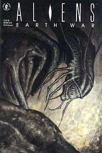 Aliens: Earth War #4, NM (Stock photo)