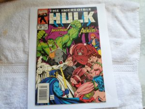 1993 MARVEL COMICS THE INCREDIBLE HULK # 404