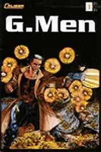 G-Men #1 FN; Caliber | save on shipping - details inside