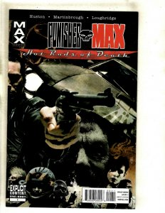 7 Comics Punisher Max 1 Happy Ending Ugly World Castle Butterfly End Naked K RP6