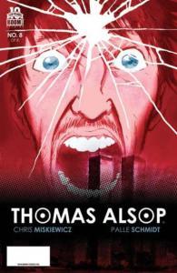 Thomas Alsop #8, VF (Stock photo)
