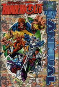 Thunderbolts (1997 series) Annual #1997, NM (Stock photo)
