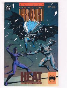 Batman Legends Of The Dark Knight #49 VF DC Comics Comic Book Moench 1993 DE21