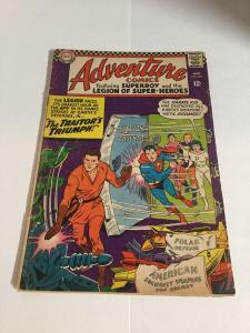 Adventure Comics Gd/Vg Good/Very Good 3.0 DC Comics Silver Age