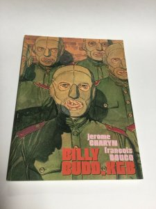 Billy Budd, KGB SC Softcover Oversized Graphic Novel Catalan Communications