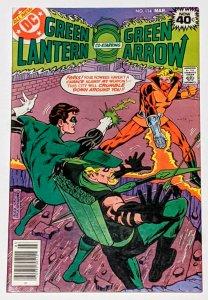 Green Lantern #114 (Mar 1979, DC) VF- 7.5 1st app of The Crumbles