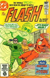 Flash, The (1st Series) #303 VF/NM; DC   save on shipping - details inside