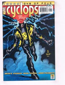 Cyclops Icons Marvel Comics Limited Series # 1 2 3 4 NM X-Men Wolverine TW22