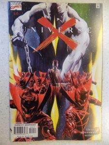 UNIVERSE X # 10