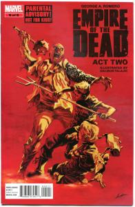EMPIRE of the DEAD II #5, NM, George Romero, Zombies, 2014, more Horror in store
