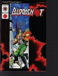 Bloodshot #20 (Valiant, 1994) NM