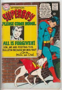 Superboy #146 (Apr-68) VG Affordable-Grade Superboy