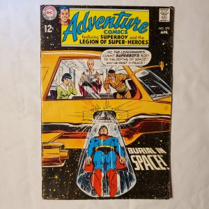 Adventure Comics 379 Good-