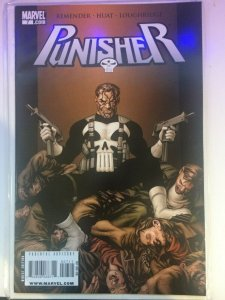 Punisher #7 2009 NM Mike McKone, Jerome Opena, Tan Eng Huat Marvel