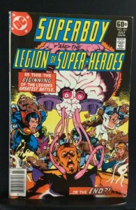 Superboy and the Legion of Super-Heroes #241 (1978)