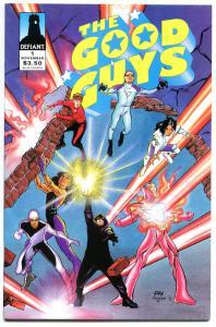 GOOD GUYS #1 2 3 4, NM+, Super-Heroes, 1st printing, 1993, more indies in store