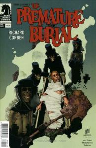 Premature Burial, The (Edgar Allan Poe's…) #1 VF; Dark Horse   save on shipping