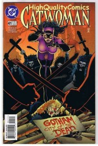 CATWOMAN #41, VF/NM, Jim Balent, Moench, Femme Fatale, 1993, more in store