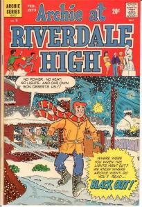 ARCHIE AT RIVERDALE HIGH (1972-1987)5 VF-NM  Feb.1973 COMICS BOOK