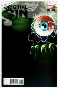 Original Sin #6 1:10 Teaser Variant (Marvel, 2014) VF/NM