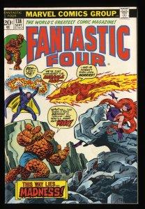 Fantastic Four #138 FN/VF 7.0 Marvel Comics