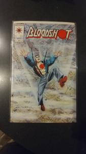 BLOODSHOT #6  1ST APPEARANCE OF NINJAK