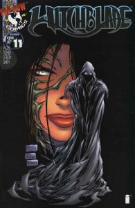 Witchblade #11 VF/NM; Image | save on shipping - details inside