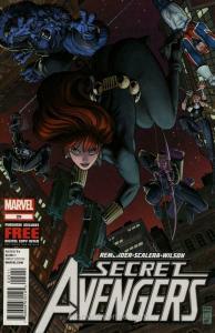 Secret Avengers #29 FN; Marvel   save on shipping - details inside