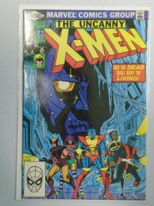 The Uncanny X-Men #149 Direct Edition 7.0 FN VF (1981)