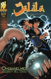Jalila (2nd Series) #5 VF/NM; AK | save on shipping - details inside
