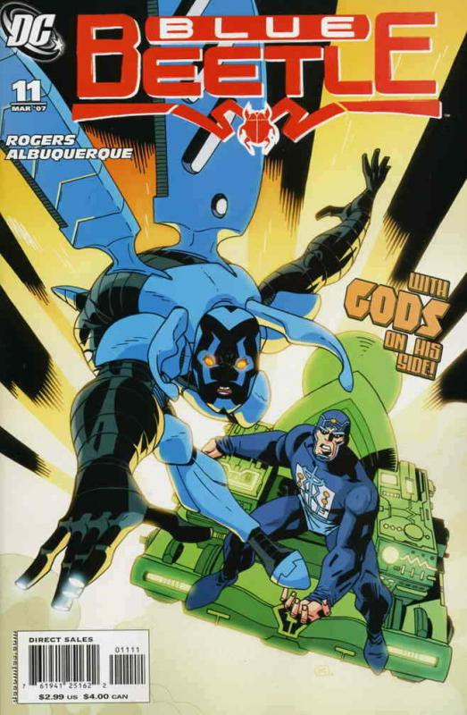 Blue Beetle, The (4th Series) #11 VF; DC | save on shipping - details inside