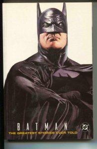 Batman: Greatest Stories Ever Told-Bill Finger-TPB-trade