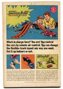 MYSTERY IN SPACE #110 DC 1966 ULTRA  ALIEN SCI FI COVER VG.