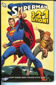 Superman: 3-2-1 Action!-Kurt Busiek-TPB-trade