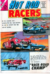 Hot Rod Racers(Charlton) # 1