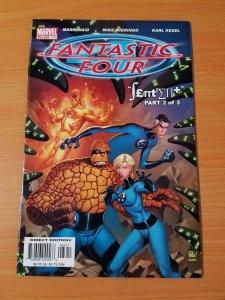 Fantastic Four #63 (492) ~ NEAR MINT NM ~ (2003, Marvel Comics)