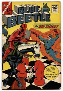BLUE BEETLE V.2 #5 comic book 1965 the red knight - CHARLTON