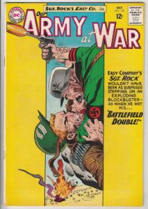 Our Army at War #135 (Oct-63) FN/VF Mid-High-Grade Easy Company, Sgt. Rock