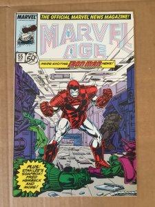 Marvel Age #55