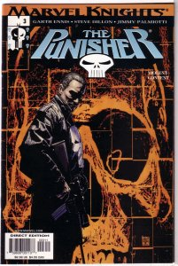 Punisher (vol. 6, 2001) # 3 VF Ennis/Dillon, Bradstreet cover