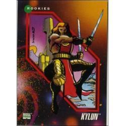 1992 Marvel Universe Series 3 KYLUN #148