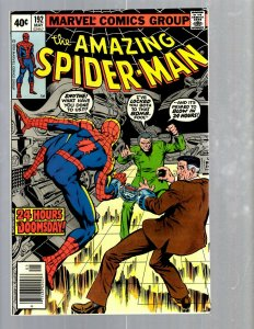 Amazing Spider-Man # 192 NM Marvel Comic Book MJ Vulture Goblin Scorpion TJ1
