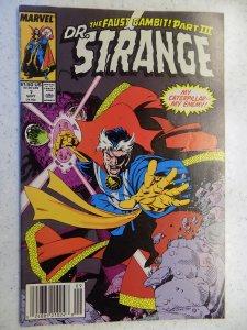 DOCTOR STRANGE SORCERER SUPREME # 7