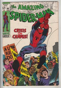 Amazing Spider-Man #68 (Jan-69) VF High-Grade Spider-Man